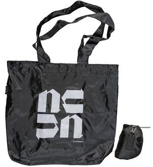 NL Collapsible Tote Black