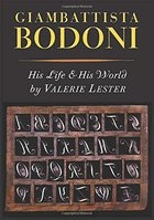 Giambattista Bodoni, His Life and His Word