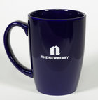 Blue Newberry Mug